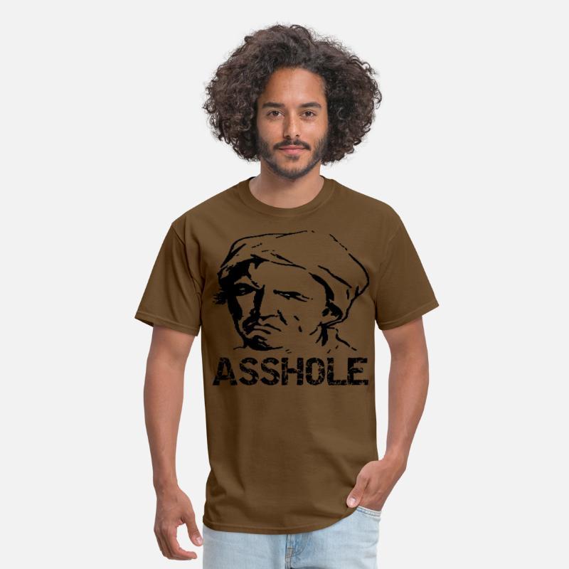 brown asshole