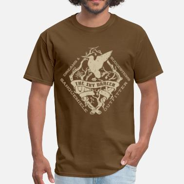 Woodcock sky dancer light - Men's T-Shirt
