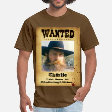 Wanted Wanted - Men's T-Shirt