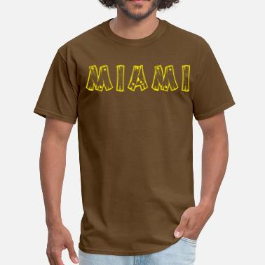 Miami Geek MIAMI - Men's T-Shirt