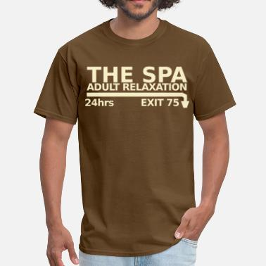 Handjob Relax - Men's T-Shirt