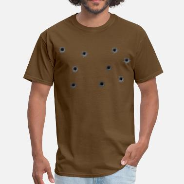 Cage Luke Cage Bullet Holes - Men's T-Shirt
