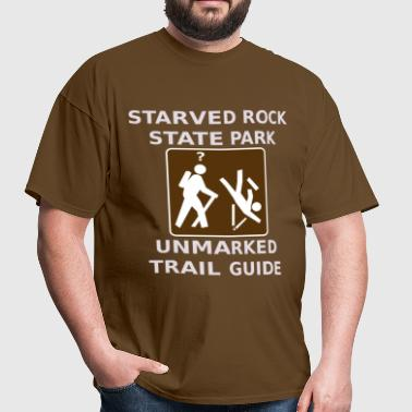 Starved Rock State Park - Men's T-Shirt