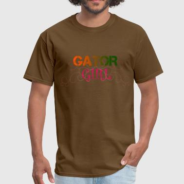 gator girl - Men's T-Shirt