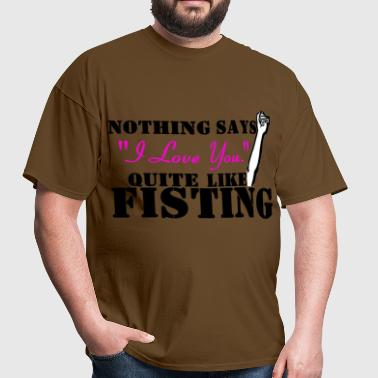 Nothing Says It Quite The Same - Men's T-Shirt