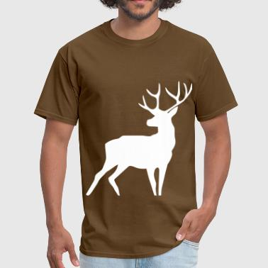 Deer Stance - Men's T-Shirt