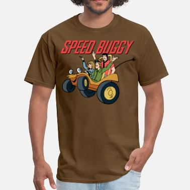 Hanna Barbera Speedbuggy - Men's T-Shirt