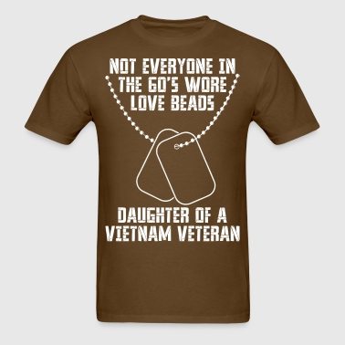 Daughter Of A Vietnam Veteran - Men's T-Shirt