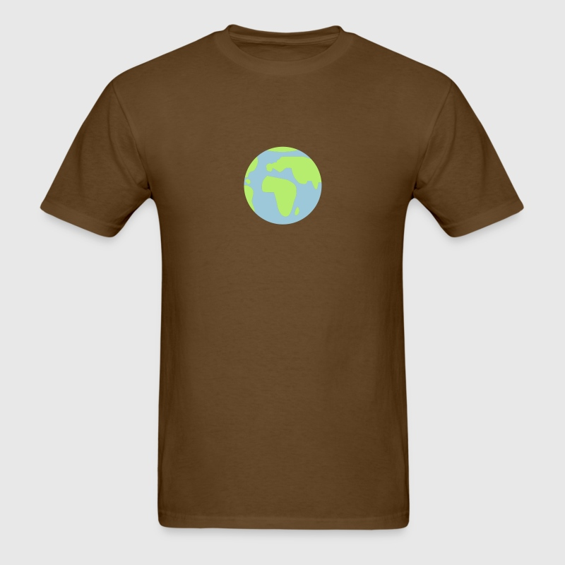 World globe - Men's T-Shirt