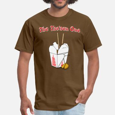Chinese Takeout The Tso'sen One - Men's T-Shirt