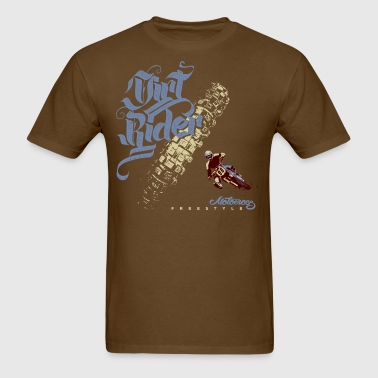 Dirt Rider - Men's T-Shirt
