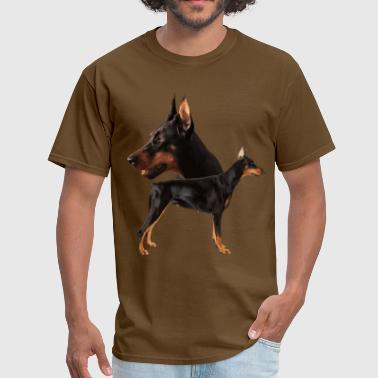 Doberman Pinscher - Dobermann - Men's T-Shirt