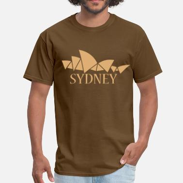 Sydney Opera House Sydney - Men's T-Shirt