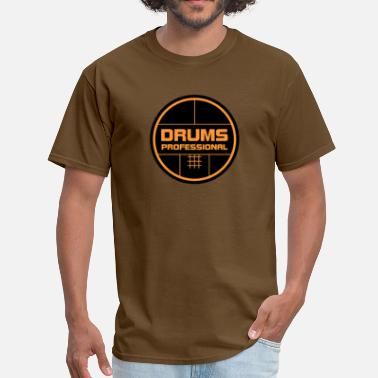 Ludwig Drums Drums Professional - Men's T-Shirt