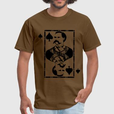 Wyatt Earp - Men's T-Shirt