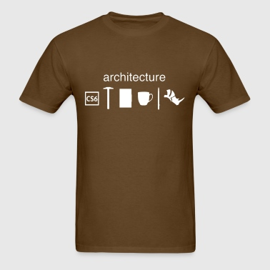 Architecture - Men's T-Shirt