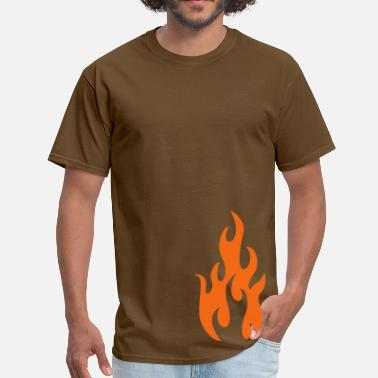 Flame Symbol flames 1 - Men's T-Shirt