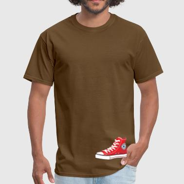 Sneaker - Men's T-Shirt