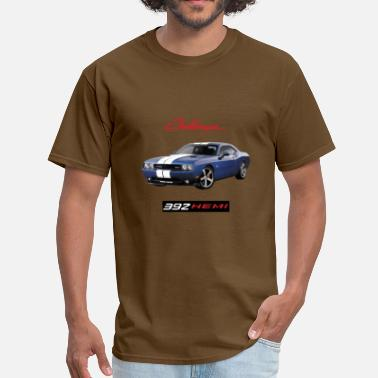 Dodge Challenger 392 HEMI DODGE CHALLENGER - Men's T-Shirt