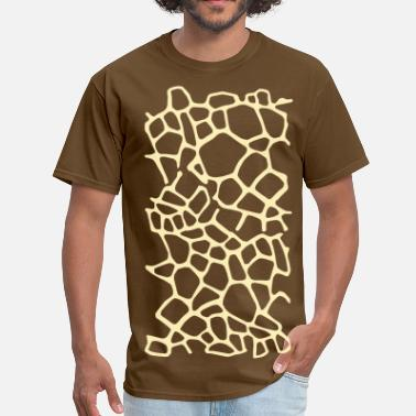 Animal Print Giraffe Print 1 - Men's T-Shirt