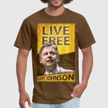 Gary Orsum Gary Johnson - Men's T-Shirt
