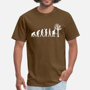 Forestry Lumberjack - Men's T-Shirt