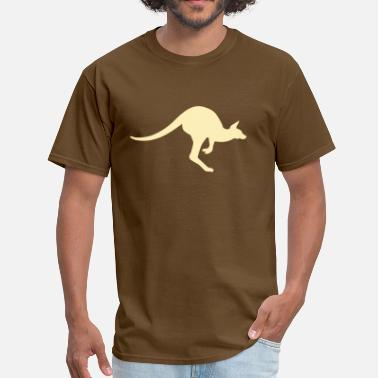 Melbourne Kids Kangaroo - Men's T-Shirt