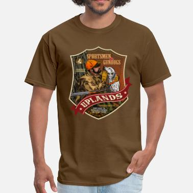 Gundog uplands - Men's T-Shirt