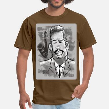 Kristian Jazz Man by Kristian Andrew Sather - Men's T-Shirt