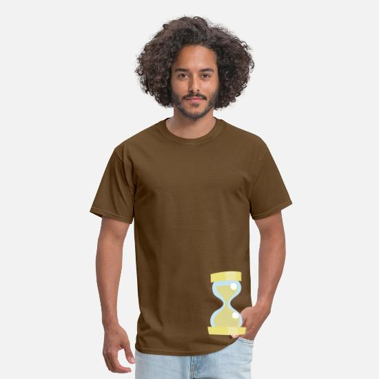 Doctor T-Shirts - Dr Whooves - Men's T-Shirt brown