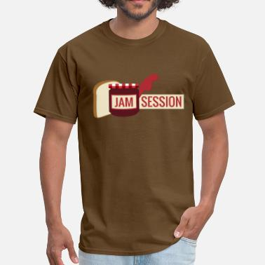 Jam Bread Jam session - Men's T-Shirt