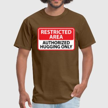 Restricted Area - Men's T-Shirt