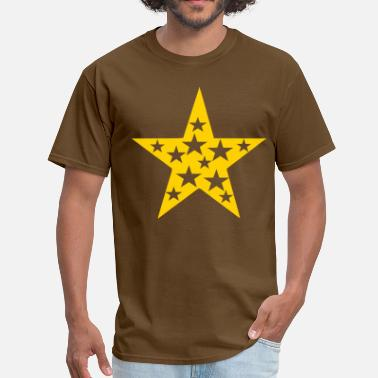 Supernova Star - Men's T-Shirt
