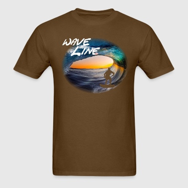 Wave Line 3.1 - Men's T-Shirt
