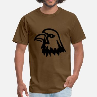 Eagle Head eagle head - Men's T-Shirt