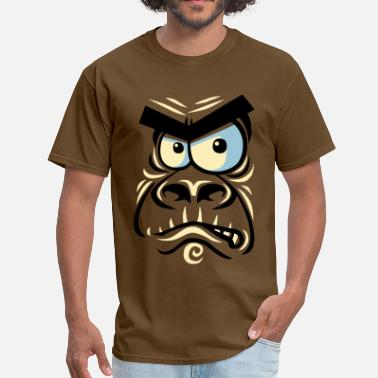 Gorila Angry gorila flex - Men's T-Shirt