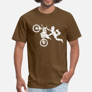 Freestyle Dirt Bikes Freestyle Dirt Bike Shirt - Men's T-Shirt