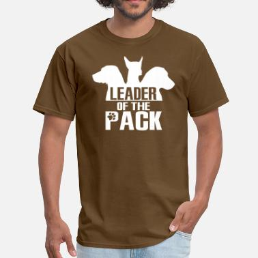 Pack Leader Leader of the pack - Men's T-Shirt