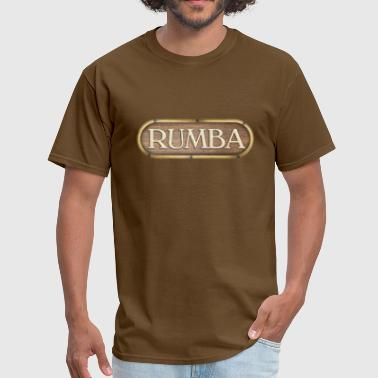 rumba sign - Men's T-Shirt