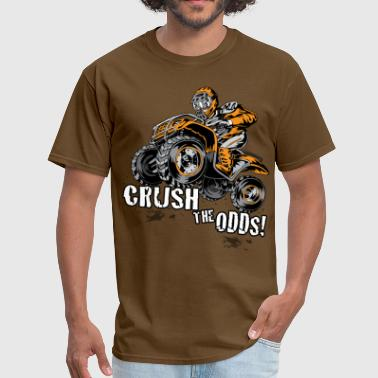Crush Quad Crush - Men's T-Shirt