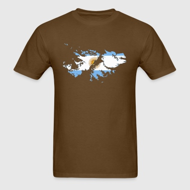 Falkland Islands - Men's T-Shirt