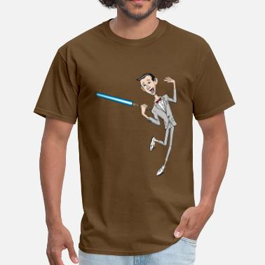 Laing La La La Lightsaber - Men's T-Shirt