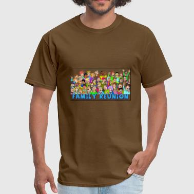 Family Reunion - Men's T-Shirt
