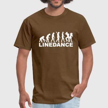 Line dance - Men's T-Shirt