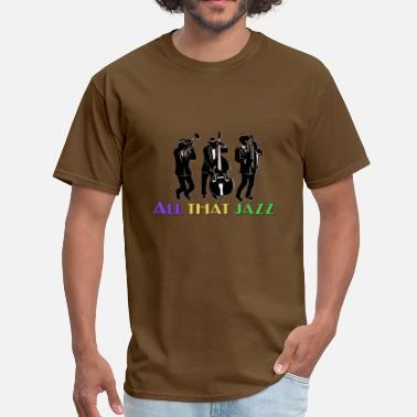New Orleans Jazz Festival All that jazz - Men's T-Shirt