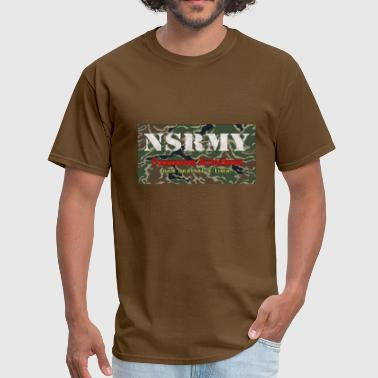 NSRMY: Conquering Arrhythmia One Beat at a Time - Men's T-Shirt