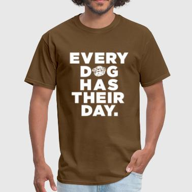 Dog day T-Shirt - Men's T-Shirt