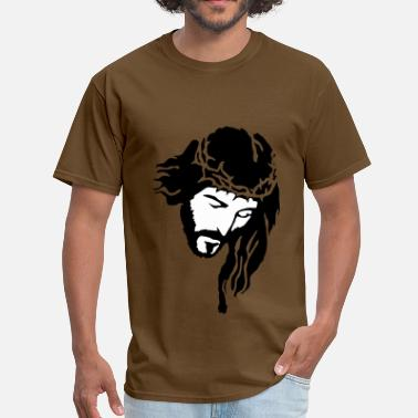 Ascension Of Christ Jesus Filled - Men's T-Shirt