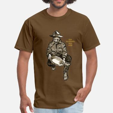 Klondike Gold Rush 1849 California Gold Rush Miner - Men's T-Shirt