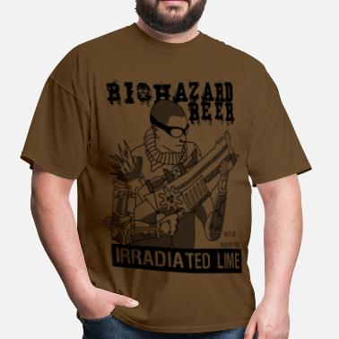 Biohazard Biohazard Beer - Men's T-Shirt